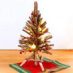Dieser Tannenbaum schmückte im letzten Jahr einen Bochumer Haushalt zur Weihnachtszeit.